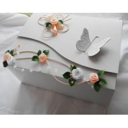 Krabička na výslužku romantik