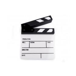 Filmová klapka 15x16 cm