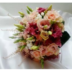 svatební kytice- zámecká vintage
