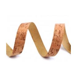 Korková páska samolepící šíře 15 mm