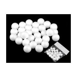 Polystyrenové kuličky Ø2 cm