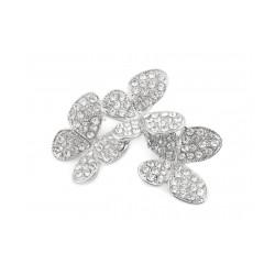 Brož / svatební ozdoba kytice - motýlci