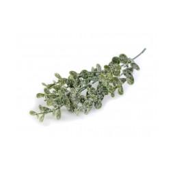 Umělý eukalyptus k aranžování ojíněný