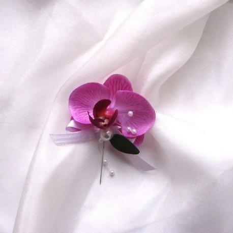 Vývazek s orchidejí